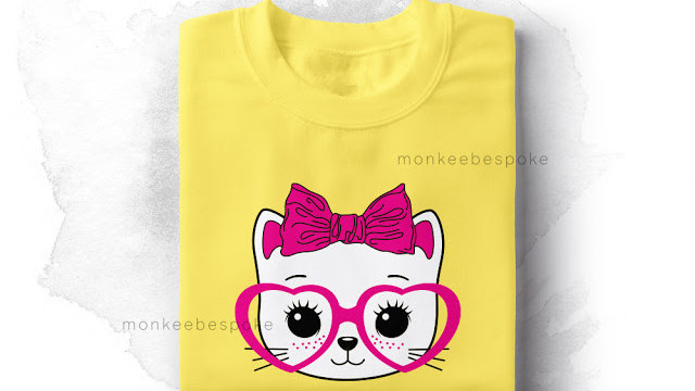 Specs Catty Cute Womens Printed Womens T-shirts in Nerul