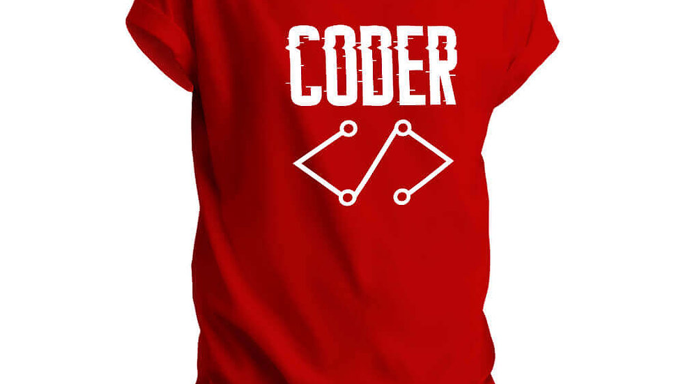 Printed Coder T-shirts in Navi Mumbai