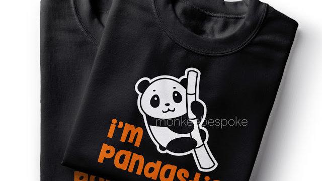 Pandastic printed T-shirt In Navi Mumbai