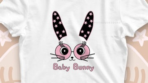 Baby Bunny Printed Crop Top In Navi Mumbai