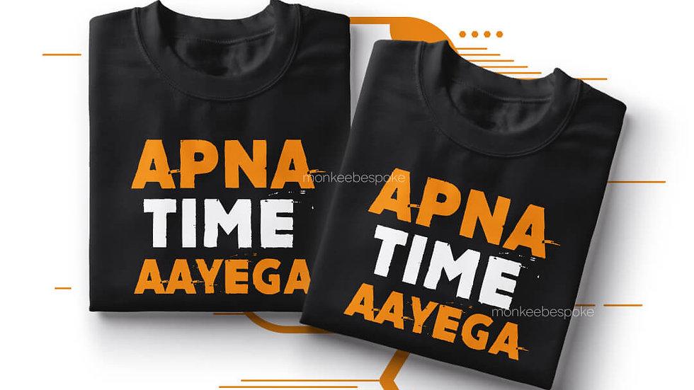 Apna Time Aayega Best Friends T-shirts in Navi Mumbai