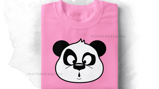 Cute Panda T-shirts in Nerul