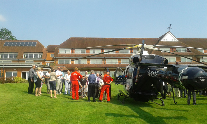 A Thankyou Event by Kent Air Ambulance
