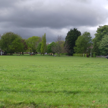 Boughton Lees village green