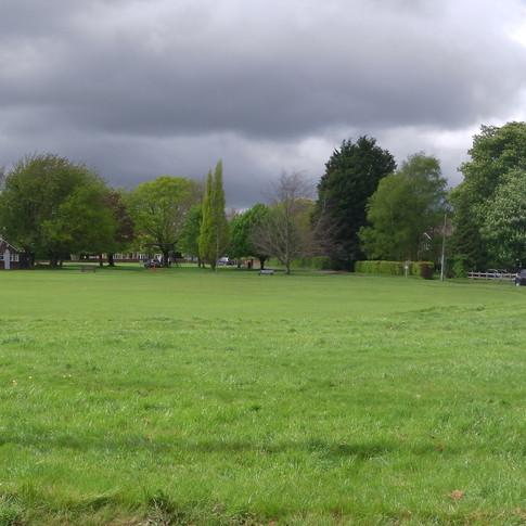 Boughton Lees village green