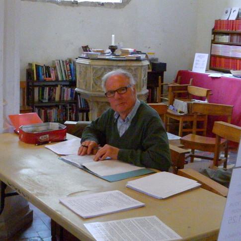 Challock church registrar