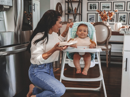 All About the Highchair