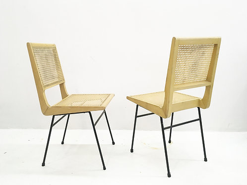 Cadeiras década de 50