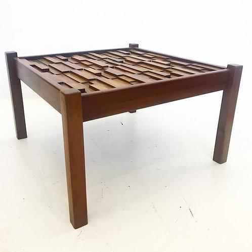 Mesa de superfície de tacos