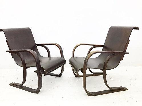Par de Cadeiras Gerdau