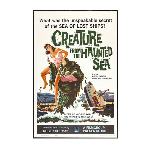 Creature from the Haunted