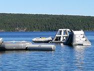 aqua floats