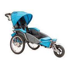 Josi - 2in1 Adaptive Jogging Stroller
