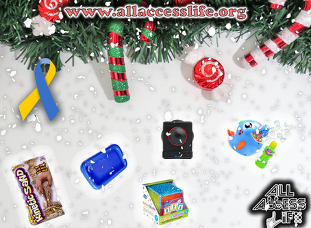 Top 5 Christmas Gift ideas for our Down Syndrome Category
