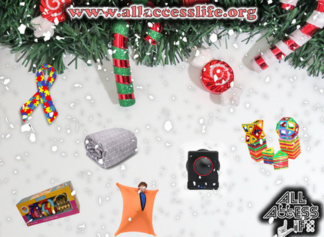 Top 5 Christmas Gift ideas for our Autism Category