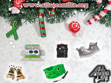 Top 5 Christmas Gift ideas for our Cerebral Palsy Category