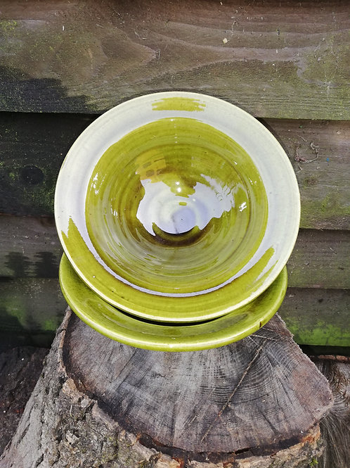 pm 15 Tudor Bowl, perfect size for potage