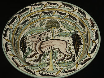 Hare. www.trinitycourtpotteries.co.uk