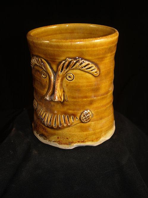 Face Tankard, Replica 15th Century