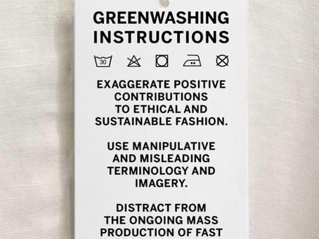 Greenwashing: How Fashion Brands Deceive You