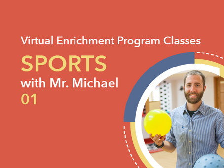 Sports with Mr. Michael | 01