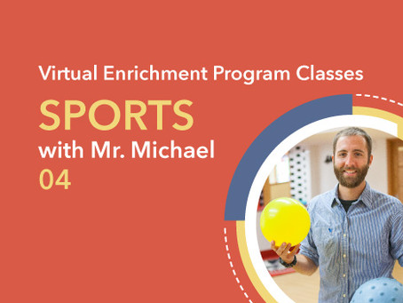 Sports with Mr. Michael | 04