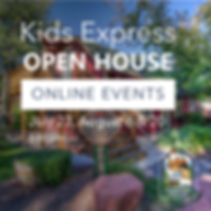 Kids Express Open House Event in Madison, WI