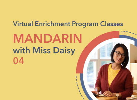 Mandarin with Miss Daisy | 04