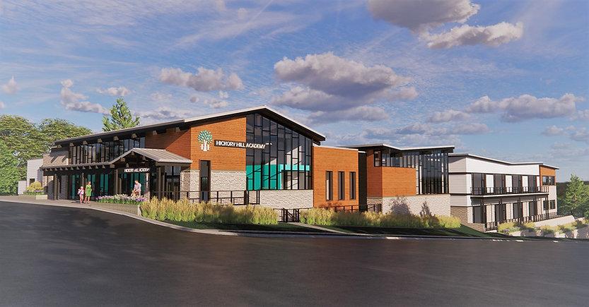 Hickory Hill Academy - New Building.jpg