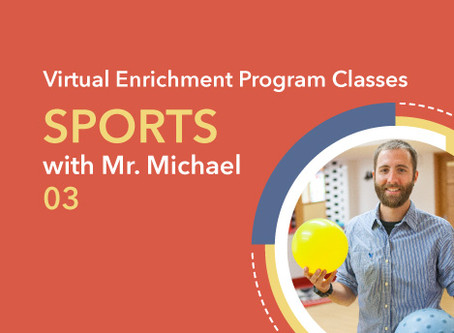 Sports with Mr. Michael | 03