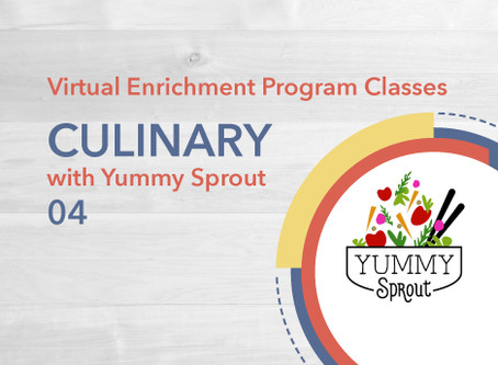 Culinary with Yummy Sprouts | 04
