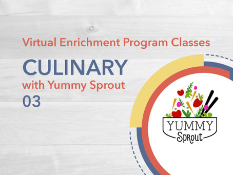 Culinary with Yummy Sprouts | 03
