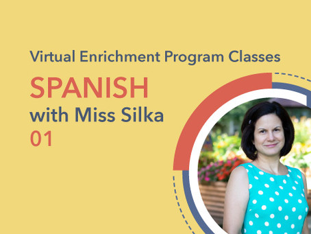 Spanish with Miss Silka | 01