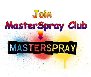 join Masterspray club