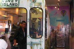 """Coney Island"" Cafe , in Jerusalem 2"