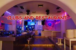 CLUBS & RESTAURANT