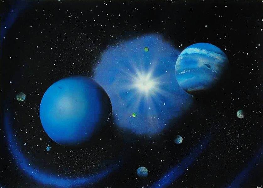 Neptun & Urenus