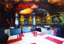 """""""NEVA"""" Bar & Restaurant ;  NY 2000"""