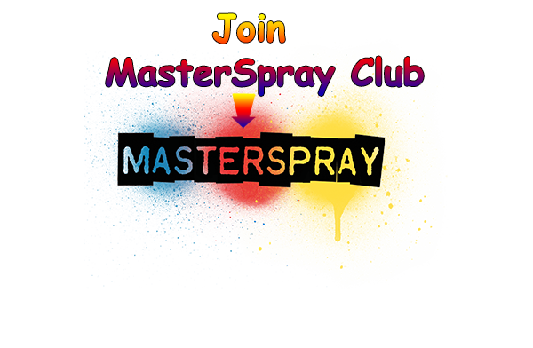 join MasterSpray Club