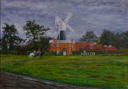 Adrian Chapman: Wimbledon Windmill