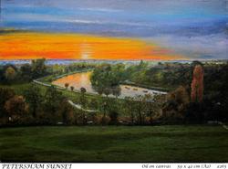 3. Petersham Sunset