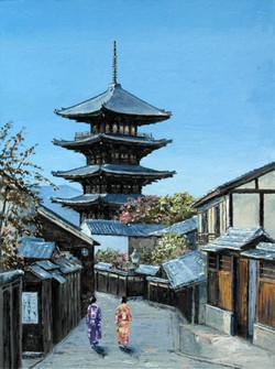 Mark Lodge_Kyoto, Japan