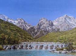 Mark Lodge_Blue Moon Valley, Lijiang, China