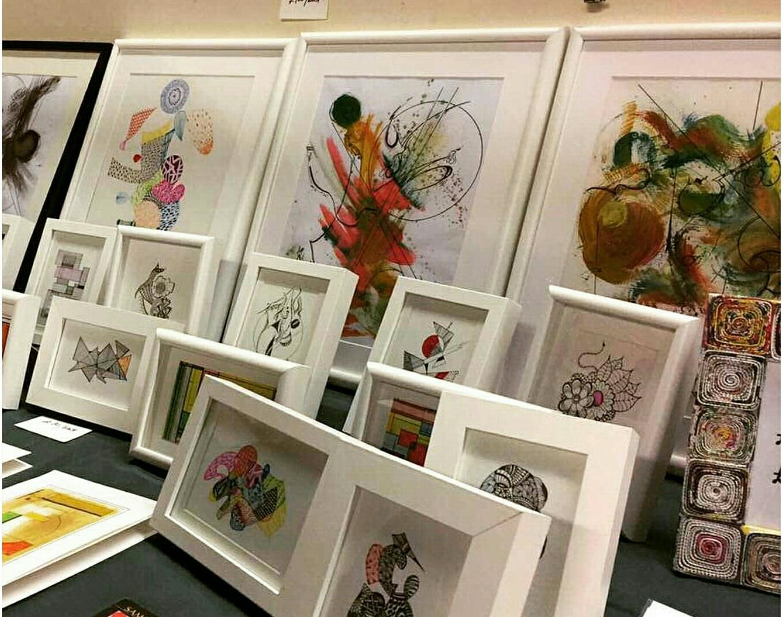 Samaira Ali's display