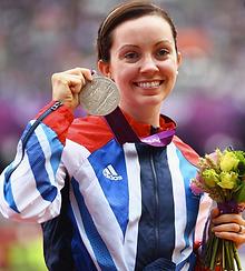 Stef Reid, Paralympic Athlete