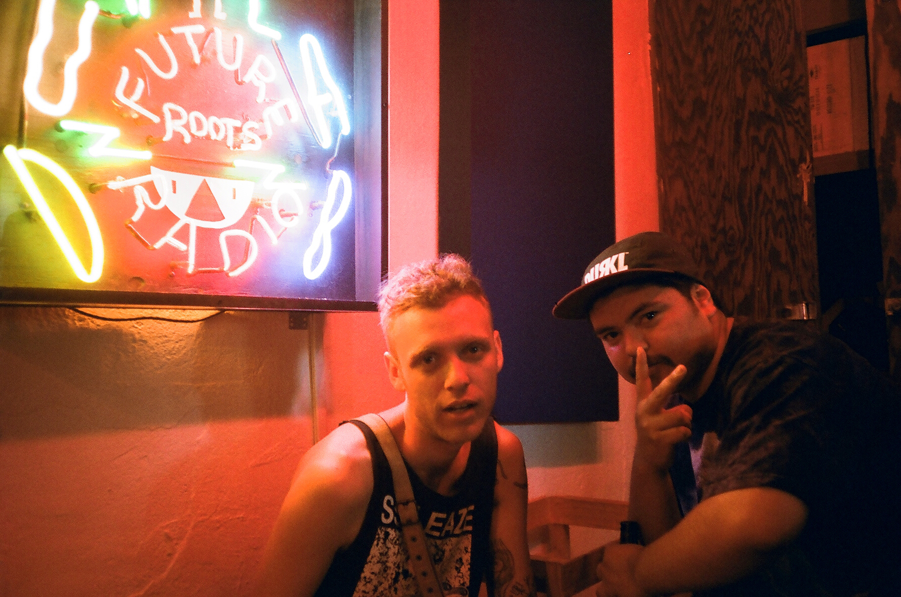 Cody and Chip Monk