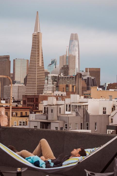 Fridays on my roof