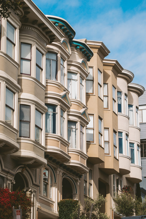 Russian Hill homes