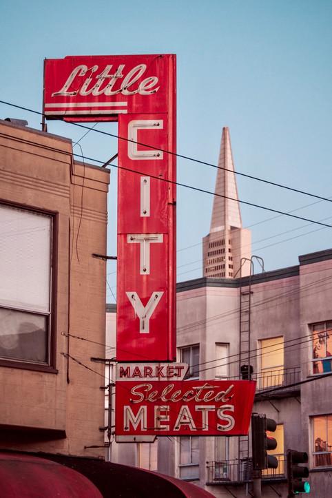 Little City, Big Meats
