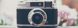 Old School Analog Camera